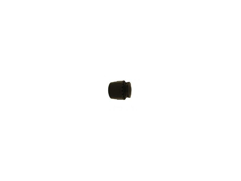 Zátka - špunt pro hadici - průměr 25mm - pro tlak 1 atm