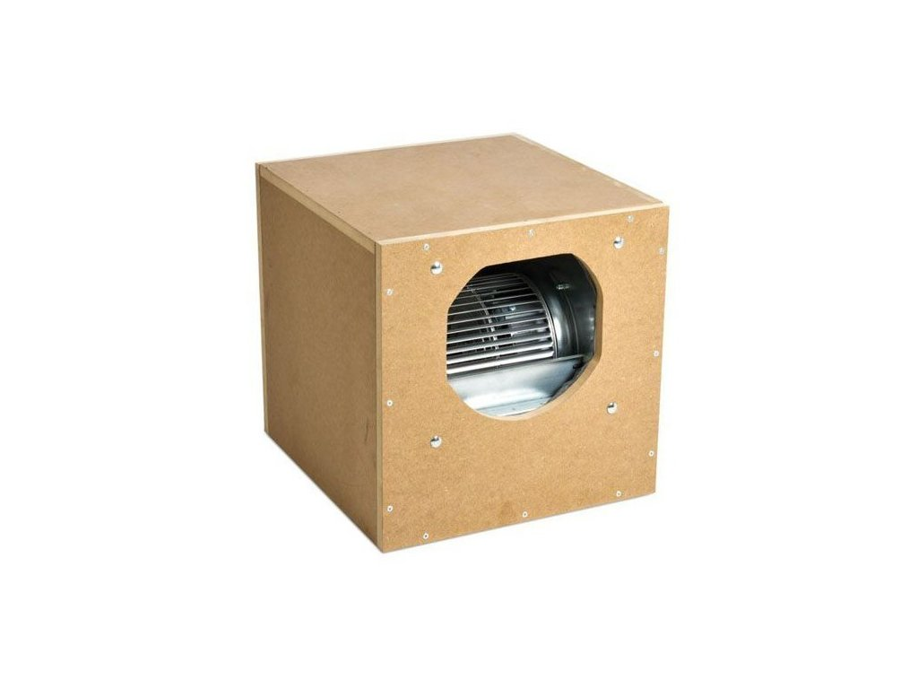 Airbox 5600 m?/h - odhlučněný ventilátor