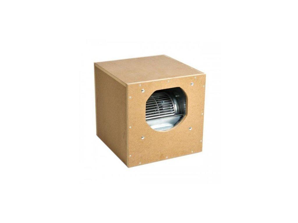 Airbox 6000 m?/h - odhlučněný ventilátor