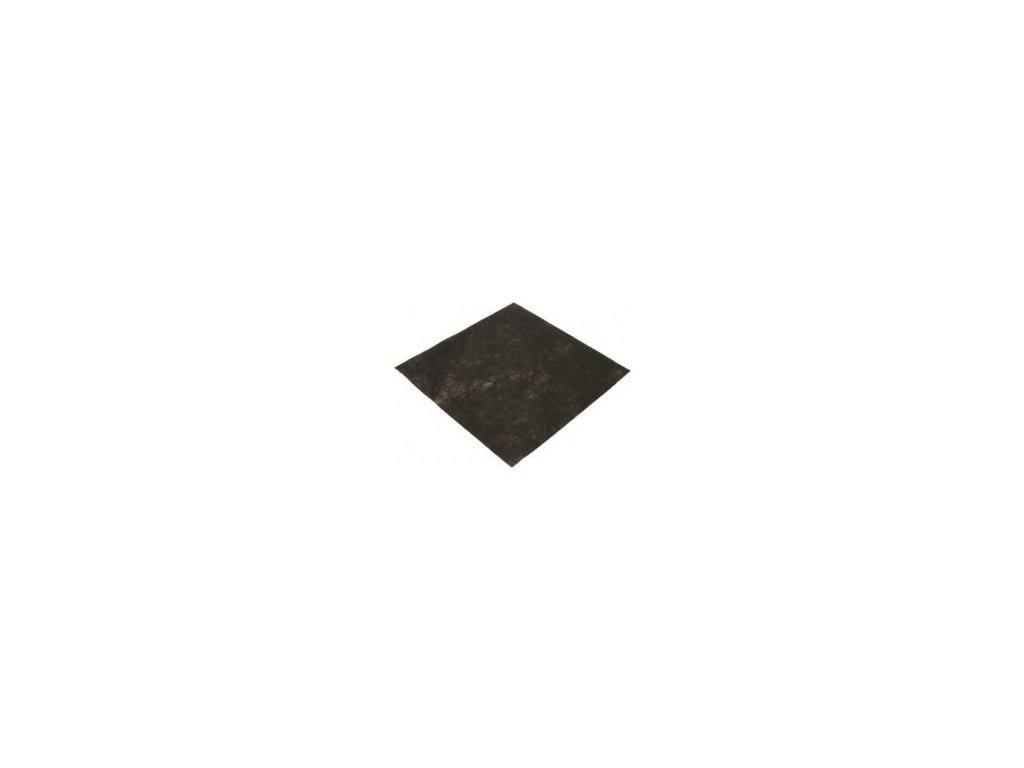 Podložka Autopot textilní černá čtvercová, 20x20 cm