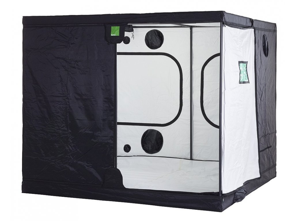 BudBox PRO Titan II 360x240x200 bílý - pěstební stan