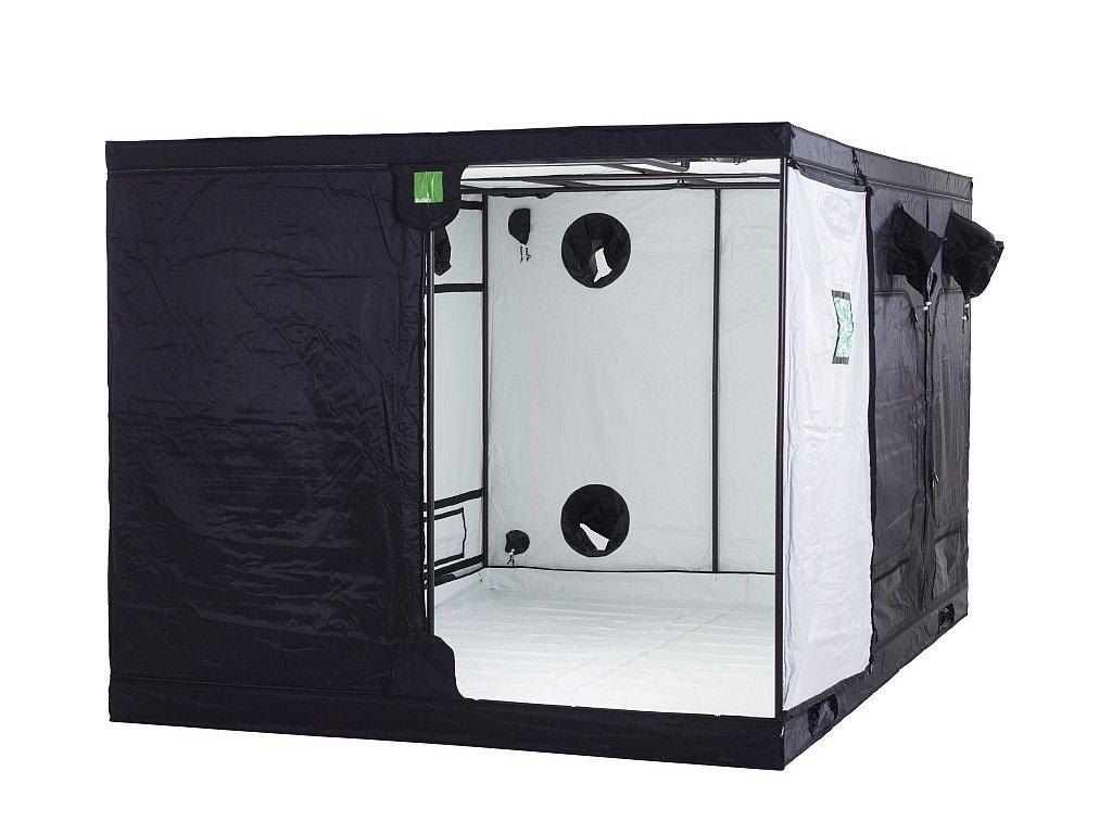 BudBox PRO Titan III 300x300x200 stříbrný - pěstební stan