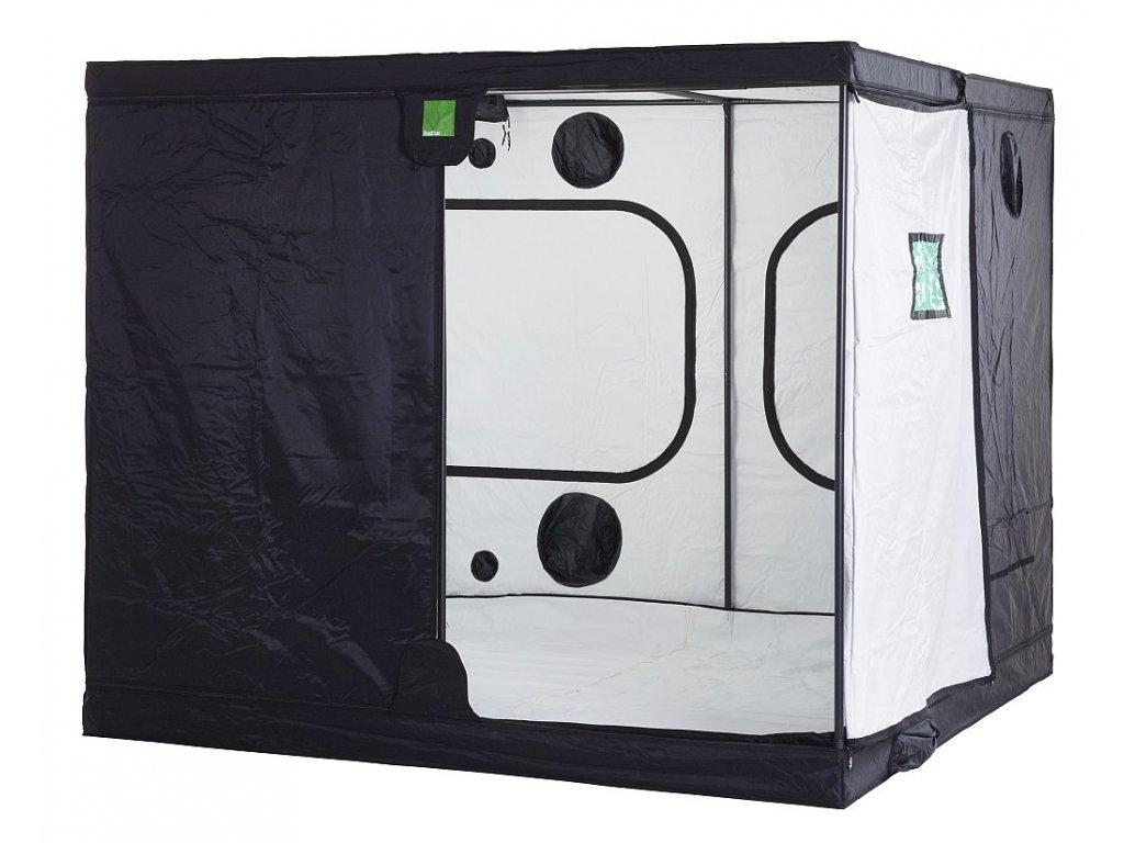 BudBox PRO Titan+ 240x240x200 stříbrný - pěstební stan