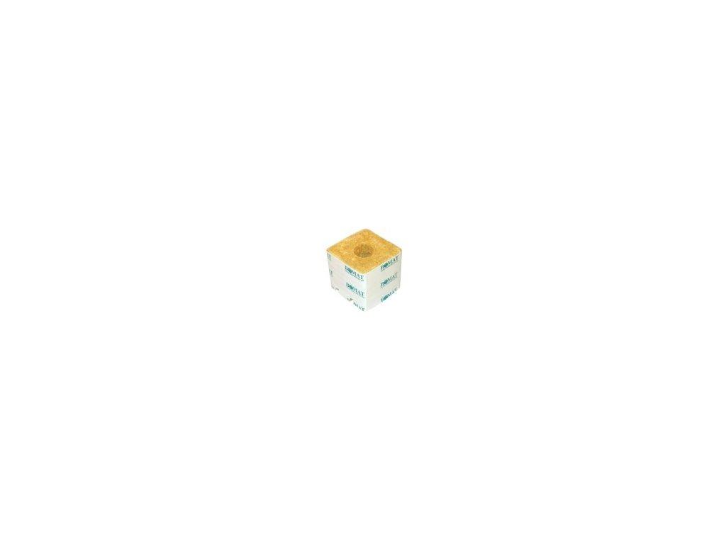 Bomat Pěstební kostky 75x75x70 mm, otvor 30*35 mm, 8 ks slepených papírem