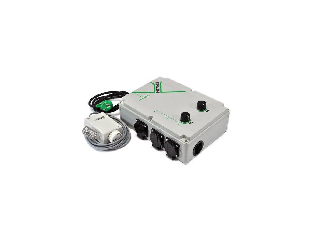 Davin DV11T řízení ventilace s termostatem 16 Amp
