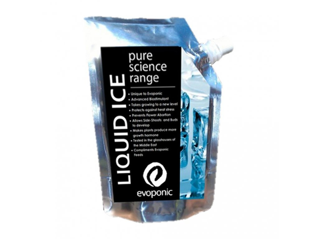 Evoponic Liquid ICE 250ml - pro vysoké teploty