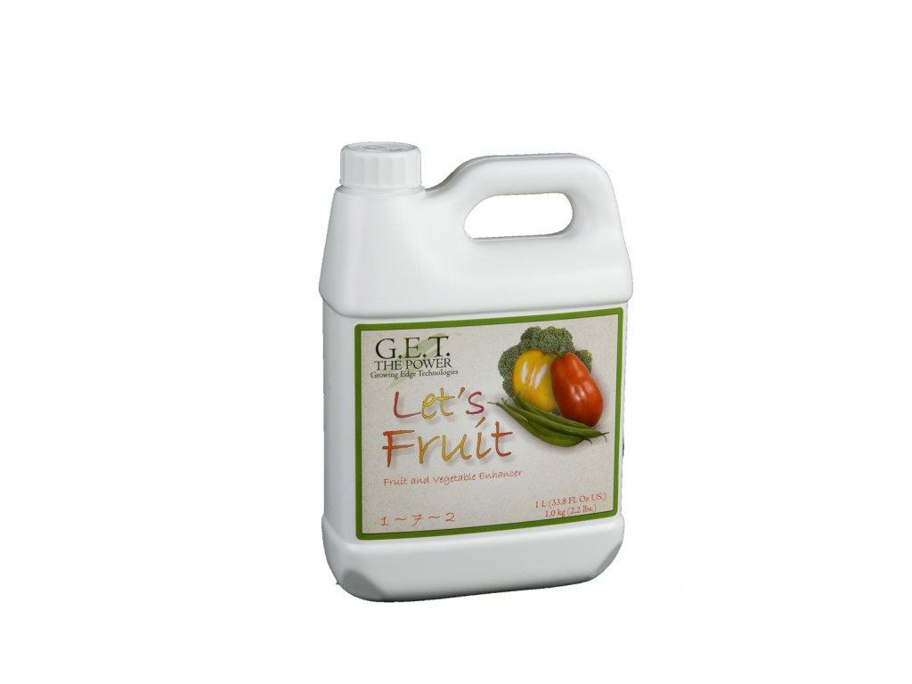 G.E.T. Let's Fruit 4 l - základní hnojivo