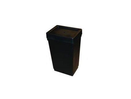 Plastová nádrž Autopot 47L, černá