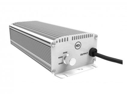 Hortidim 400-660W digitální předřadník