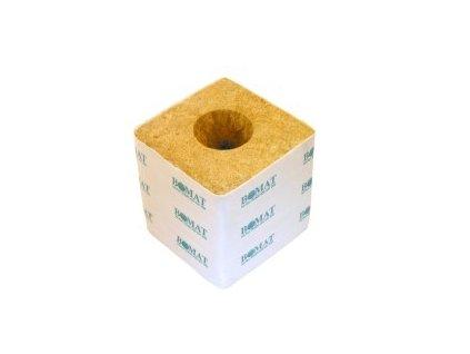 Bomat Pěstební kostky 100x100x70 mm, otvor 46*35 mm, 6 ks slepených papírem