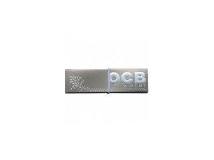 Papírky OCB X-PERT s gumičkou 32ks v balení