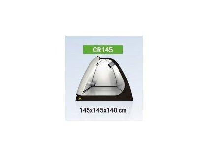 Dark Room Cristal R2.6, 145x145x140cm