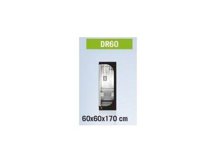 Dark Room 60 R2.6, 60x60x170cm
