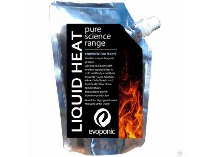 Evoponic Liquid HEAT 250ml -  pro nízké teploty