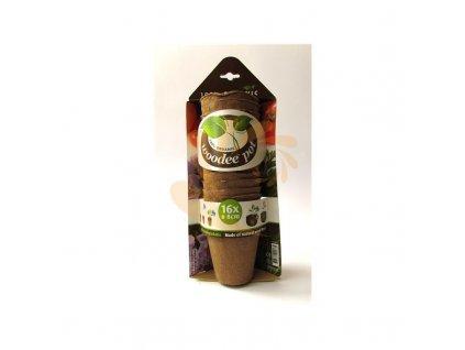 HGA Garden Woodee Pot 16