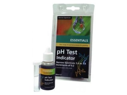 Essentials pH Test Kit – Narrow Spectrum