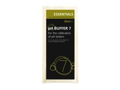 Essentials pH Buffer 7 Sachet 30ml