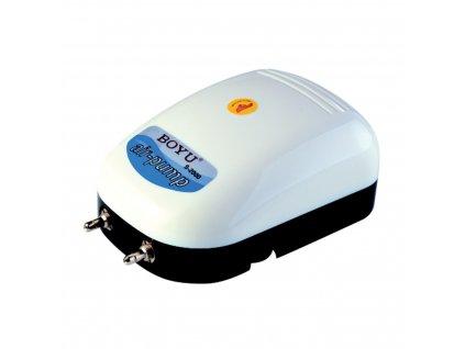 BOYU vzduchové čerpadlo S-2000 480L/h