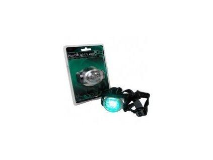 Hortilight green LED Headlamp - čelovka zelená 8LED