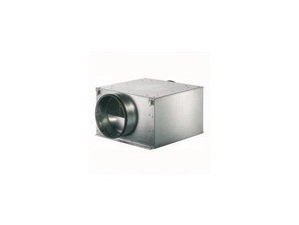 Odhlučněný ventilátor RUCK ISOTX 125, 355m3/h