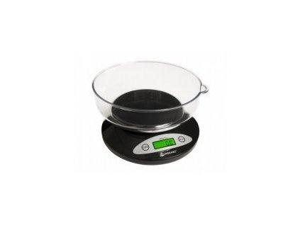 Kuchyňská váha Kitchen Bowl Scale 2000g/0,1g