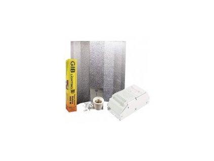 KIT 600W Velké stínidlo + výbojka GIB Lighting Flower Spectre HPS