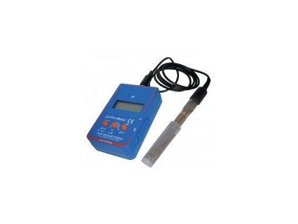 Salinger a Mack pH-metr-přesnost 0,02 pH - manuální kompenzace teploty