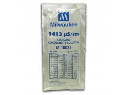 Milwaukee kalibrační roztok  EC 1,413 mS/cm 20ml