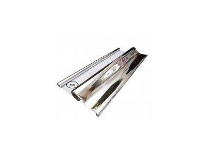 Stříbrná fólie ECO Silver Secure, role 1,25x100m