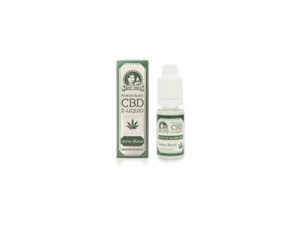 Sensi Seeds CBD E-liquid 50mg, 10ml
