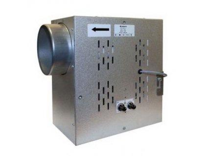 KSAu 100mm/400m3 ventilátor s regulací