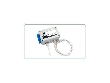GSE Digitální regulátor teploty a min. rychlosti ventilátoru