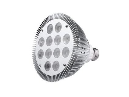 Diamond grow LED žárovka 12x3W 2700k