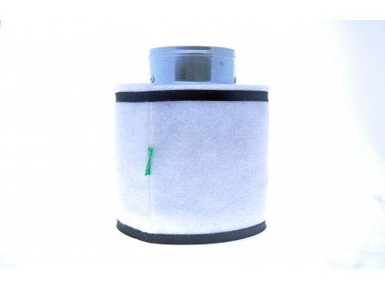 Black Orchid - Even-flo uhlíkový hydroponický pach. Filtr 125mm 300m3/h
