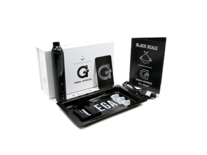 Vaporizer G Pro Herbal Black Scale