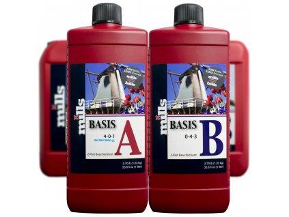 Mills basis A/B