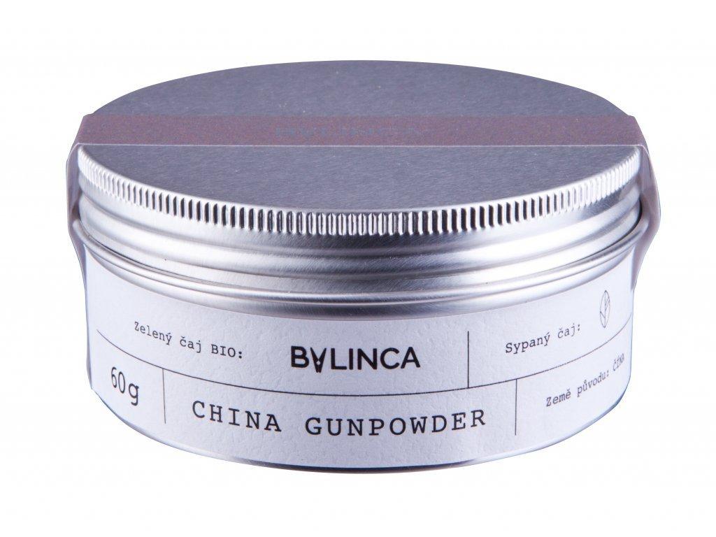 435 zeleny caj china gunpowder bio 60g