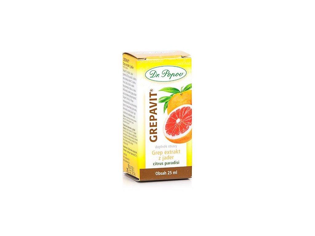GREPAVIT® – grep extrakt z jader, 25 ml