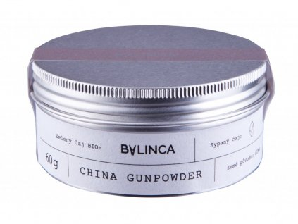 435 zeleny caj china gunpowder bio 60g