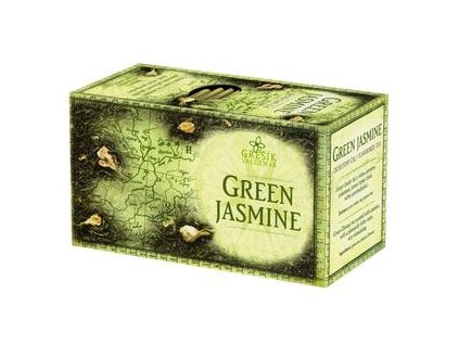 Green Jasmine,20 x 2,0 g přebal