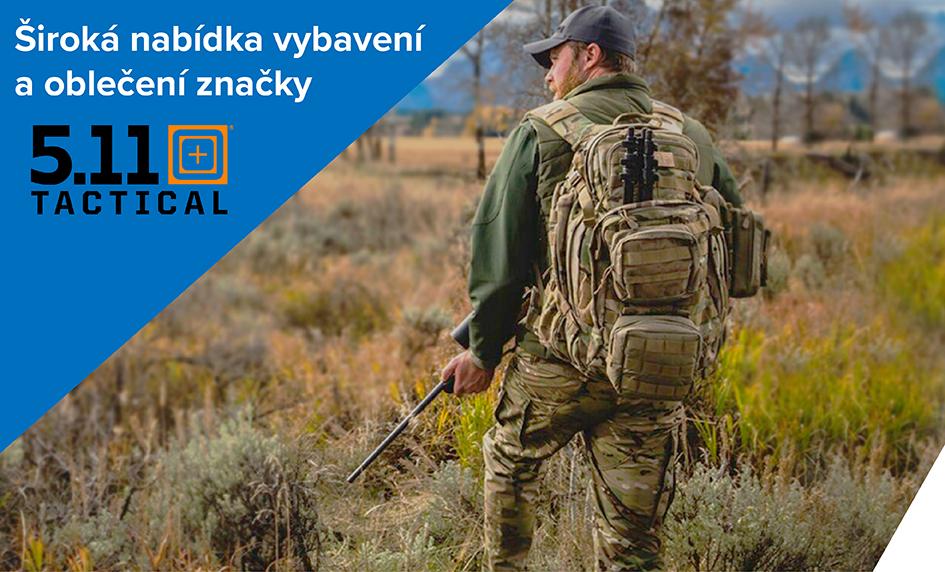 Kompletní vybavení od 5.11 Tactical