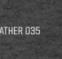 035 - CHARCOAL HEATHER (šedočerná)