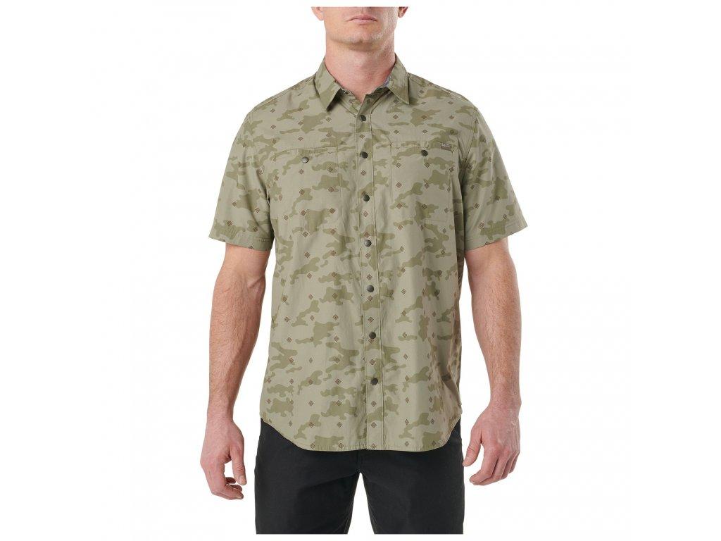 košile 5.11 CRESTLINE CAMO SHIRT