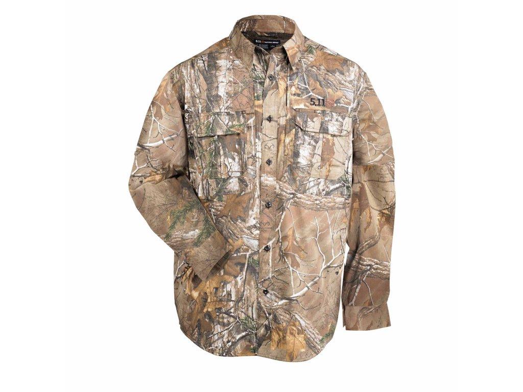 košile dlouhý rukáv 5.11 REALTREE X-TRA® TACLITE® PRO