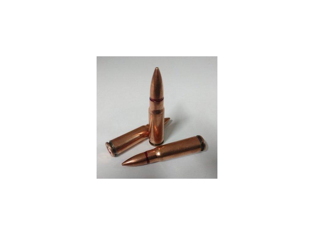náboj kulový 7,62x39 CIP 123 FMJ