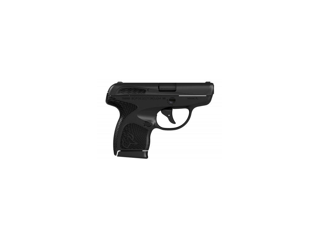 pistole sam taurus model spectrum raze 9mm br hl 2 8 71mm kapacita 6 1 cerny