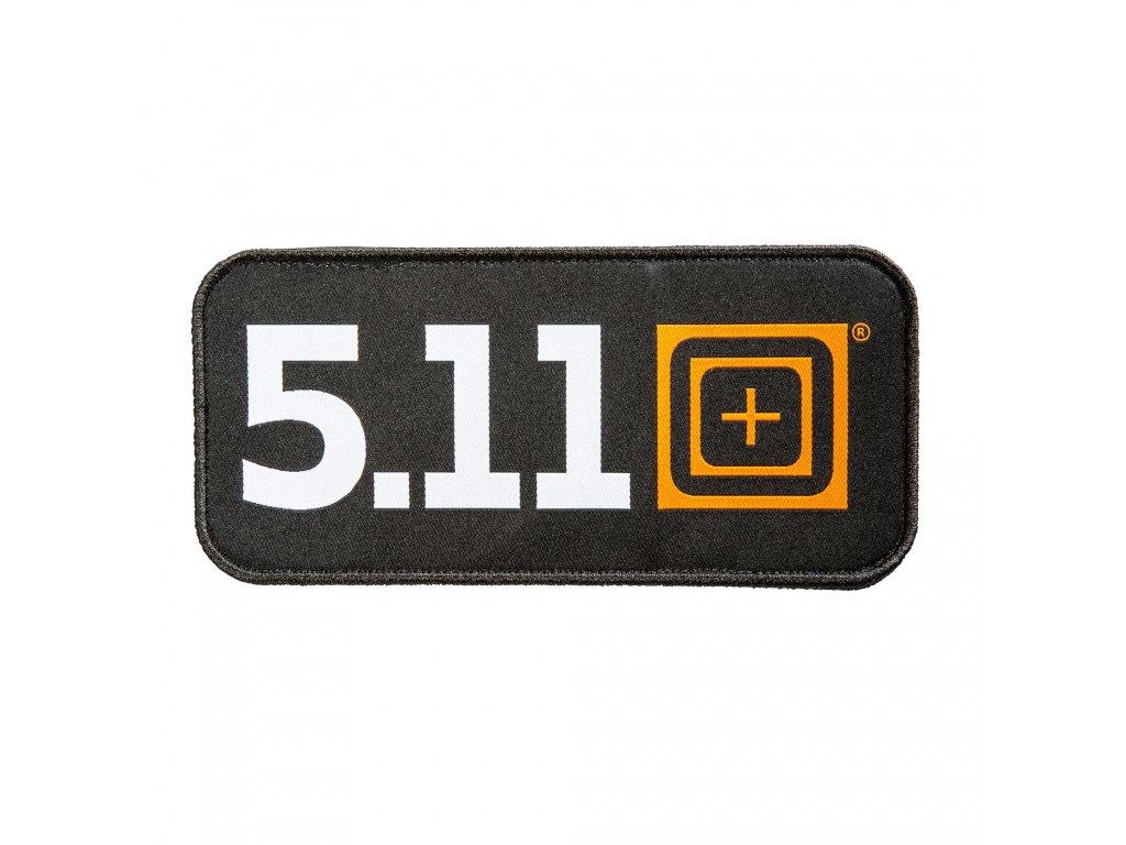 nášivka 5.11 logo velké SCOPE LARGE PATCH