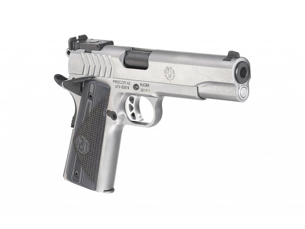pistole samonabíjecí Ruger SR1911 Target 9Luger