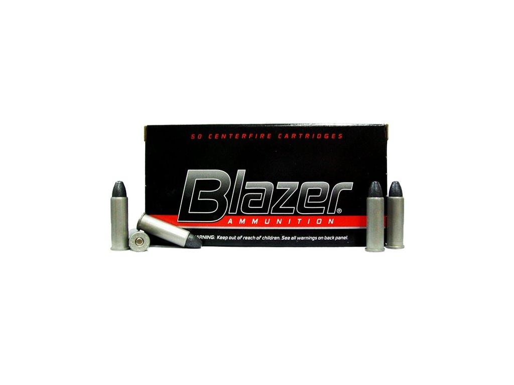 náboj revolverový CCI Blazer Aluminium, .38 Spec, 125gr, LRN, olovo