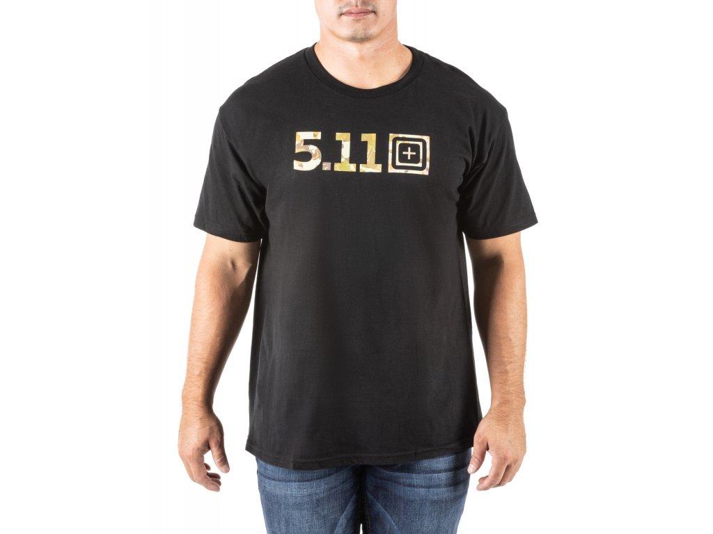 tričko s potiskem 5.11 LEGACY CAMO FILL TEE